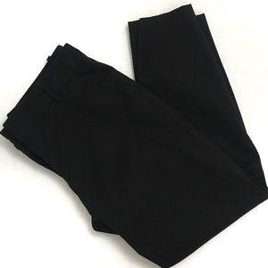 J. Crew Black Dress Pants Size 2